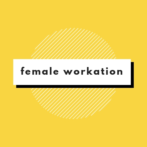 Female Workation